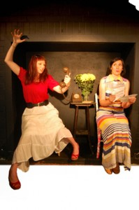 Carmen & Mimi - Cube Theatre Production at Lane Theatre