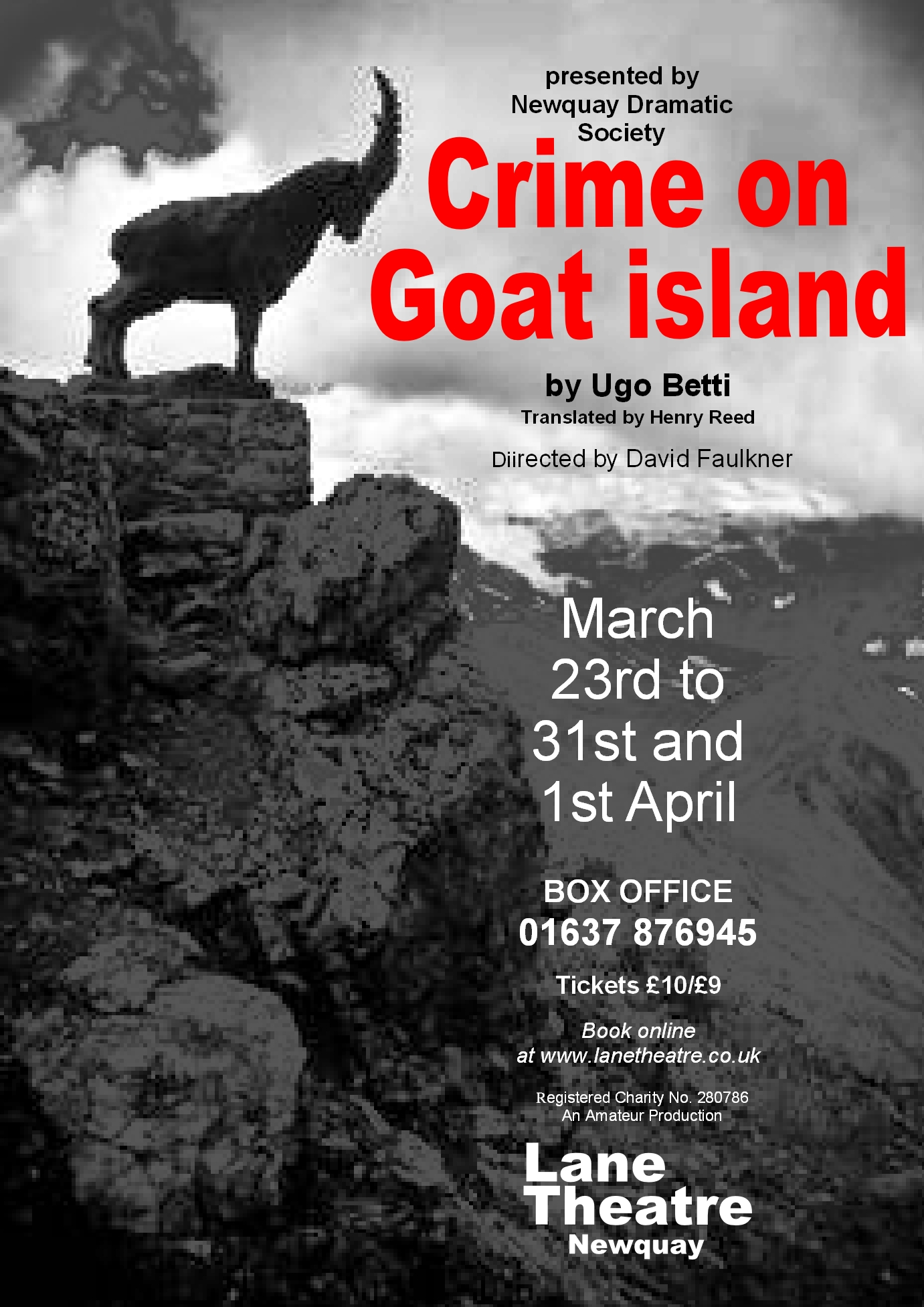 Crime on goat island